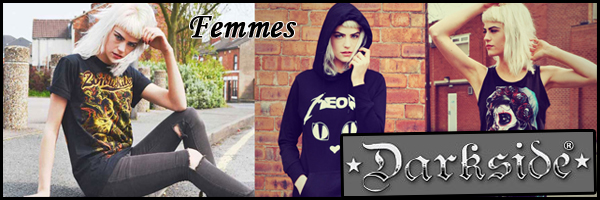 VETEMENTS DARKSIDE CLOTHING FEMME