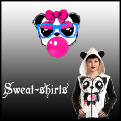 SWEAT SHIRTKILLER PANDA