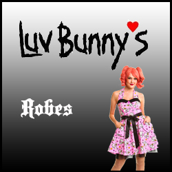 ROBES LUV BUNNY