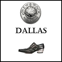 CHAUSSURES SHOES NEW ROCK DALLAS