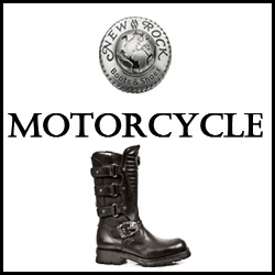 CHAUSSURES NEW ROCK MOTORCYCLE