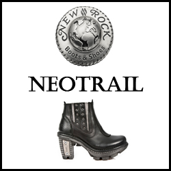 CHAUSSURES SHOES NEW ROCK NEO TRAIL FEMME