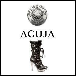 CHAUSSURES NEW ROCK AGUJA FEMME