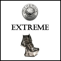 CHAUSSURES NEW ROCK EXTREME FEMME