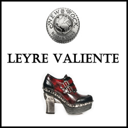 CHAUSSURES NEW ROCK LEYRE VALIENTE FEMME