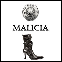 CHAUSSURES NEW ROCK MALICIA FEMME