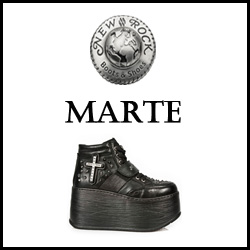 CHAUSSURES NEW ROCK MARTE FEMME