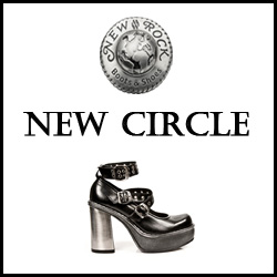 CHAUSSURES NEW ROCK NEW CIRCLE