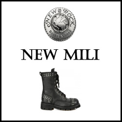 CHAUSSURES NEW ROCK NEWMILI