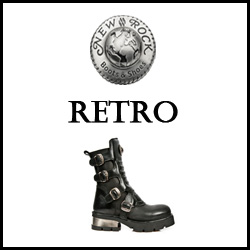 CHAUSSURES NEW ROCK RETRO