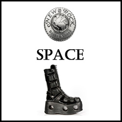 CHAUSSURES NEWROCK SPACE FEMME