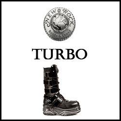CHAUSSURES NEW ROCK TURBO FEMME