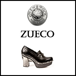 CHAUSSURES NEW ROCK ZUECO FEMME