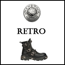 CHAUSSURES NEWROCK RETRO HOMME