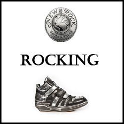 SHOES NEWROCK ROCKING