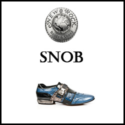 CHAUSSURES NEWROCK SNOB HOMME