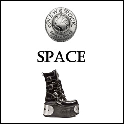 CHAUSSURES NEWROCK SPACE HOMME
