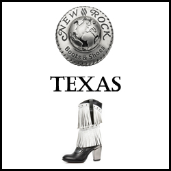 CHAUSSURES SHOES NEW ROCK TEXAS FEMME