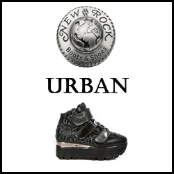 CHAUSSURES SHOES NEW ROCK URBAN FEMME