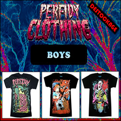 tee shirt perfidy clothing homme