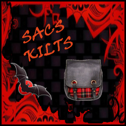 SAC KILTS QUEEN OF DARKNESS