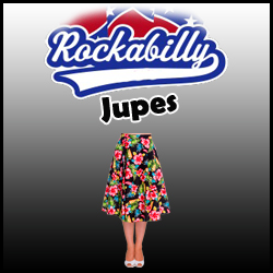 JUPES RETRO ROCKABILLY