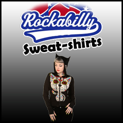 SWEAT SHIRTS RETRO ROCKABILLY