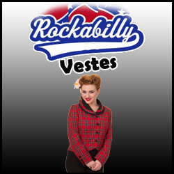 VESTES RETRO ROCKABILLY