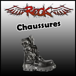 CHAUSSURES ROCK