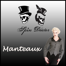 MANTEAUX SPIN DOCTOR
