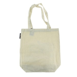 "Tote bag en coton ""Smile is the best make-up a girl can wear"""