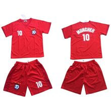 Ensemble maillot de football avec short MUNCHEN
