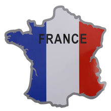 Assortiment stickers FRANCE