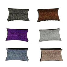Assortiment pince cheveux type crabe constellé de paillettes