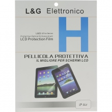 Film de protection transparent pour ipad air