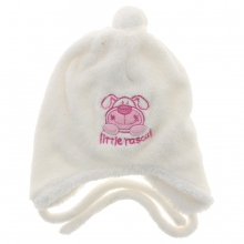 Assortiment bonnet chiot en 100% polyester