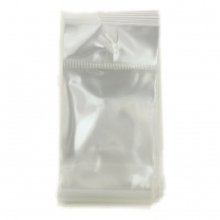 Sac transparent plastique 6x10cm par 1000 pcs