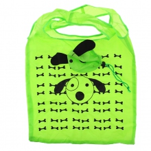 Assortiment sac shopping pliable en forme d'animal