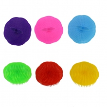 Assortiment brosse à cheveux homme forme ronde