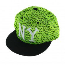 Assortiment casquette style snapback brodé New York