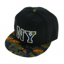 Assortiment casquette NY snapback en camouflage