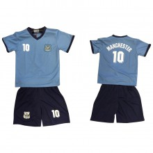 Ensemble maillot de football avec short MANCHESTER