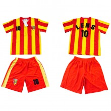 Ensemble maillot de football avec short LENS