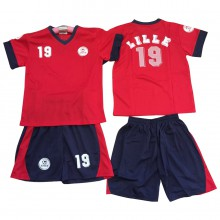 Ensemble maillot de football avec short LILLE