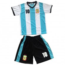 Ensemble maillot de football avec short ARGENTINE