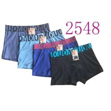 Assortiment boxer UOMO homme de coloration unie