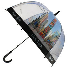 Assortiment de parapluie de type cloche avec motif ville de New York