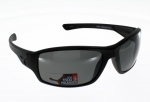 Lunettes de Soleil CEBE HAKA ALL BLACK POLARIZED