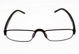 """Lunettes de Lecture Loupe Notary Marron """"""""the new classic"""