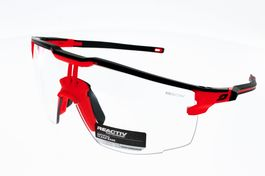 Lunettes de soleil Masque Julbo Ultimate noir orange Reactiv Performance